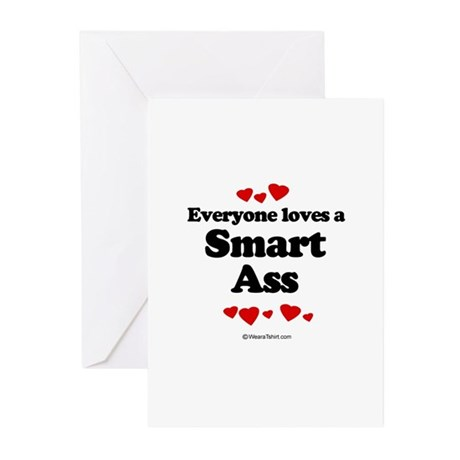 smart ass electronic greeting cards