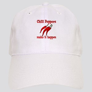Chili Peppers Cap