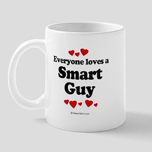 Everyone loves a Smart Guy -  Mug