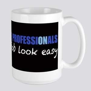 Admirable Administrative Pros Large Mug