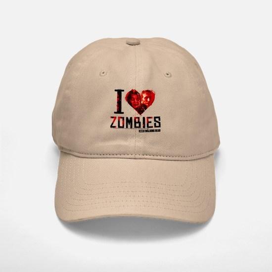 I heart Zombies Baseball Baseball Cap