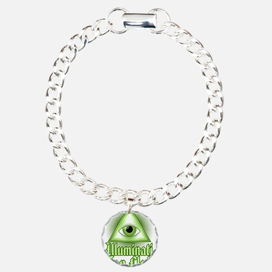 luminati Fan Club green Bracelet