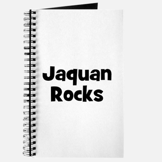 Jaquan Rocks Journal