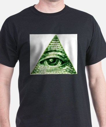 The Eye in the Sky T-Shirt