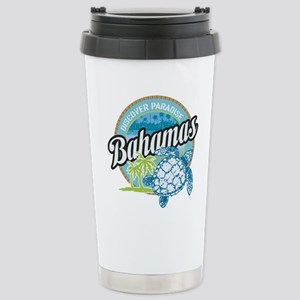 Bahamas Stainless Steel Travel Mug