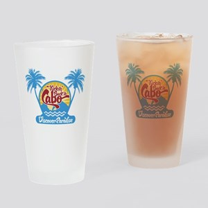 Cabo San Lucas Drinking Glass