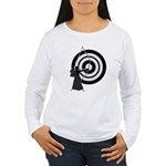 Kyudo3 Women's Long Sleeve T-Shirt