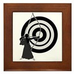 Kyudo3 Framed Tile