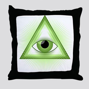luminati Throw Pillow