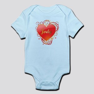 Jody Valentines Infant Bodysuit