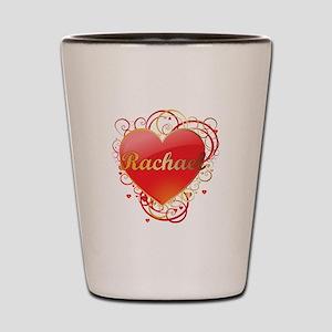 Rachael Valentines Shot Glass