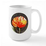 Red Poppy Large Mug #2