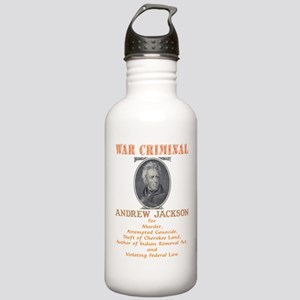 A. Jackson - Criminal Stainless Water Bottle 1.0L