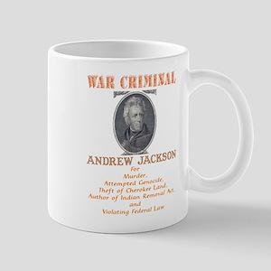 A. Jackson - Criminal Mug