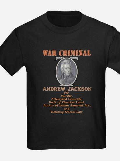 A. Jackson - Criminal T