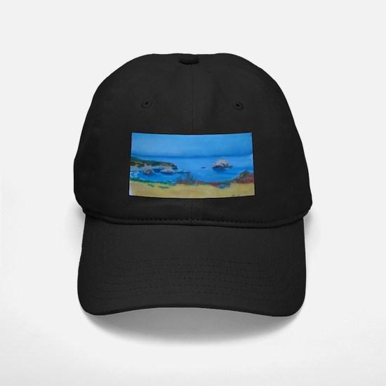 Calm California Coast Baseball Hat