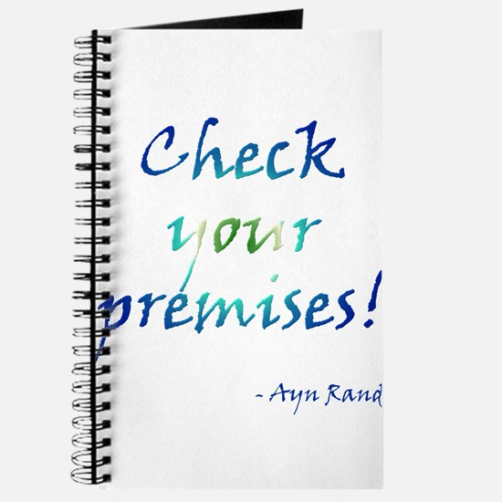 Check Your Premises Journal