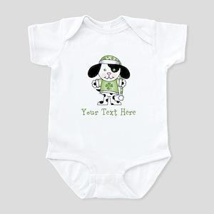 Personalized Irish Puppy Infant Bodysuit