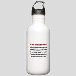 Registered Nurse IV Stainless Water Bottle 1.0L