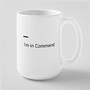 Command Large Mug