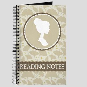Reading Notes Austen Fan Journal