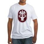 Medical Command Fitted T-Shirt