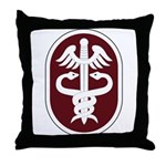 Medical Command Throw Pillow