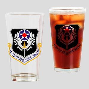 AF Spec Ops Command Drinking Glass
