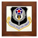 AF Spec Ops Command Framed Tile