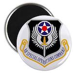 AF Spec Ops Command Magnet