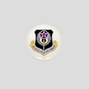AF Spec Ops Command Mini Button