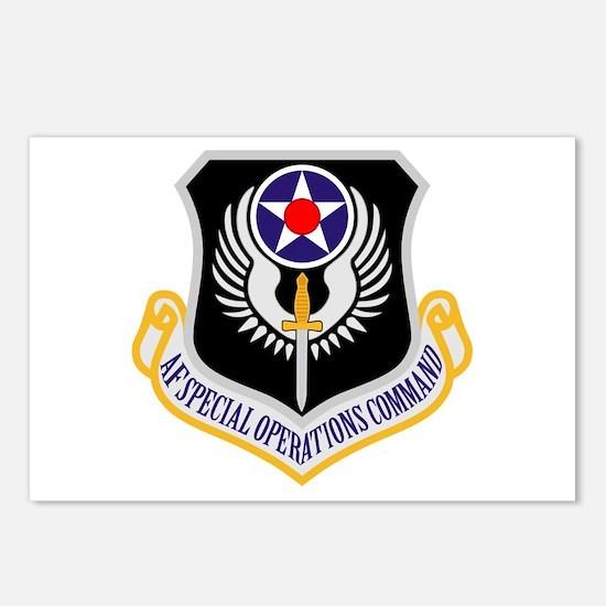 AF Spec Ops Command Postcards (Package of 8)