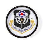 AF Spec Ops Command Wall Clock