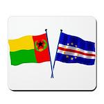 Cape Verde Flags Mousepad