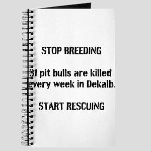 Dekalb Pit Bulls Journal