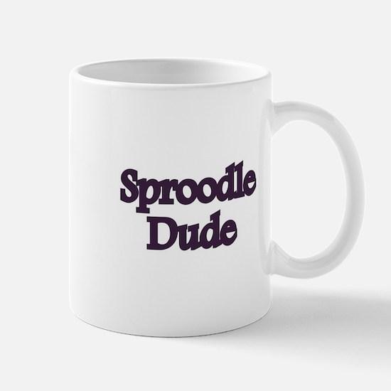 Sproodle Dude Mug