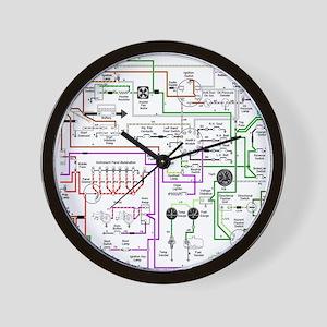 Spitfire Triumph Wall Clock