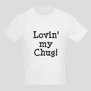 Lovin' My Chug Kids Light T-Shirt