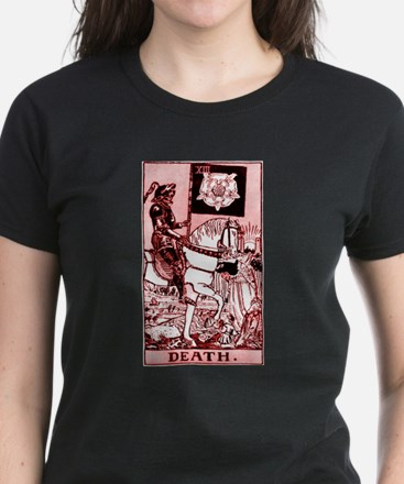 Red Death Women's Dark T-Shirt