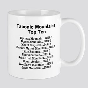 Taconic Top Ten Mug
