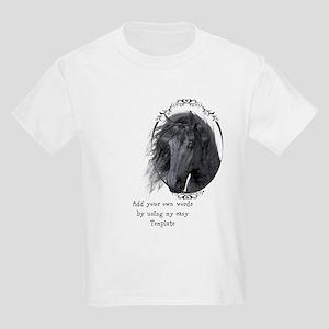 Black Horse Kids Light T-Shirt