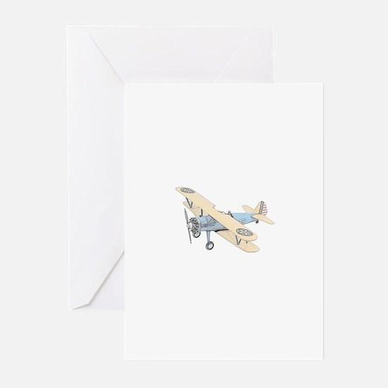 Stearman PT-17 Bi-Plane Greeting Cards (Pk of 20)