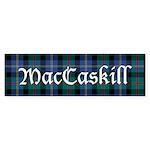 Tartan - MacCaskill Sticker (Bumper 10 pk)