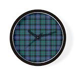Tartan - MacCaskill Wall Clock
