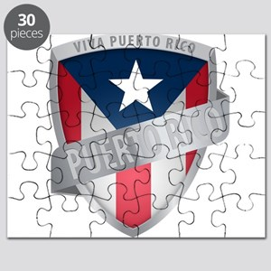 Puerto rican pride Puzzle