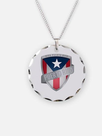 Puerto rican pride Necklace