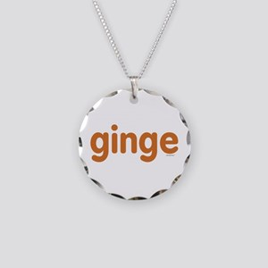 Ginge Necklace Circle Charm