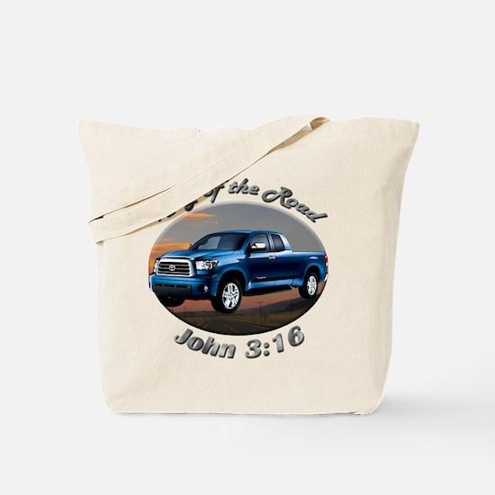 Toyota Tundra Tote Bag