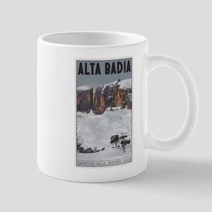 Alta Badia Mug