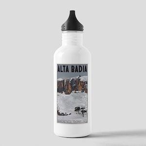 Alta Badia Stainless Water Bottle 1.0L